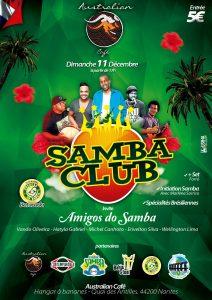 Affiche du Samba club